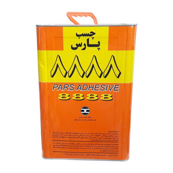چسب فوری پارس 8888